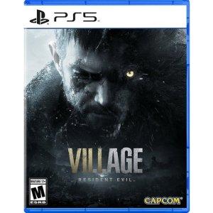 限今天:《生化危机8:村庄》PS5 / PS4 / Xbox 实体版