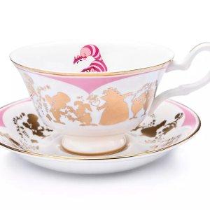 8折闪促!£7.99起收爱丽丝挂件上新:Disney 爱丽丝梦游仙境周边 开启梦幻下午茶