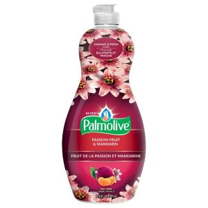 现价$1.67(原价$2.99)Palmolive 超强洁力洗洁精591ml  百香果与柑橘味道