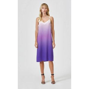 EquipmentJULES SILK SLIP DRESS