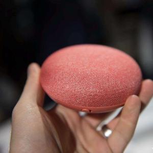 $29(原价$89.8)Google Home Mini 智能音箱 你的声控管家