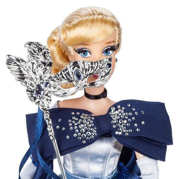 灰姑娘限量版娃娃