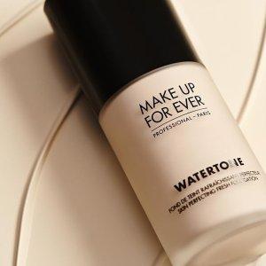 定价$37 + 免运费上新:Make Up For Ever 萌新水凝冻粉底液 正式开售