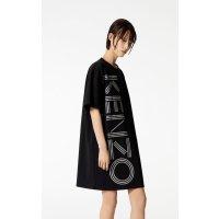 Kenzo LOGO长T裙