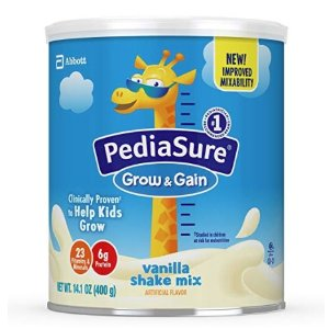 Up to 25% Off PediaSure Grow & Gain Nutrition Shake For Kids @ Amazon