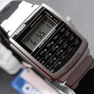 $20.99 (原价$34.99)Casio 卡西欧 CA56-1 Databank 计算器电子表