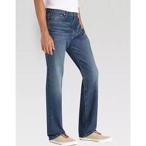 Lucky Brand男士牛仔裤