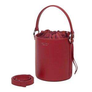 MeliMelo红色水桶包