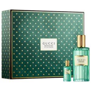 情人节好礼物:Gucci Mémoire 气味记忆香水2件套装 7.5折热卖