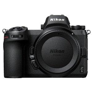 Nikon Z6 Mirrorless 4K Video Camera (Body Only)