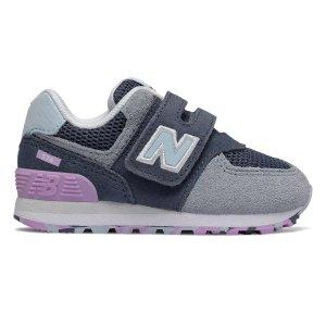 8.5折+包邮New Balance 儿童运动鞋履特卖