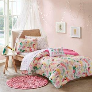 $32.99Mi Zone Kids Tutti the Toucan Complete Bed and Sheet Set