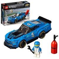 Lego Speed Champions 雪佛兰 科迈罗 ZL1 赛车 75891