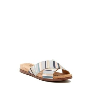 19412d62451c Nordstrom Rack offers up to 80% off flat sandals. Free shipping on orders  over  100. Sam EdelmanHattie Crisscross Slide Sandal