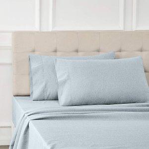 $8.86AmazonBasics Chambray Sheet Set Bed Set - California King
