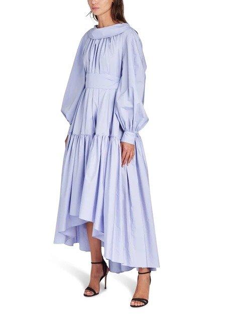 多层连衣裙