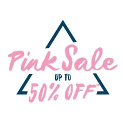 Save up to 50%Bermuda | Pink Sale - Get Lost for Less