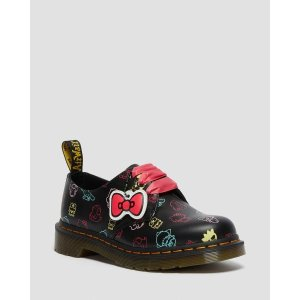 Dr. MartensDR MARTENS HELLO KITTY & FRIENDS 1461 SMOOTH LEATHER OXFORD SHOES