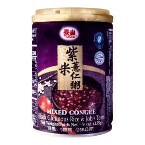 泰山 紫米薏仁粥 255g