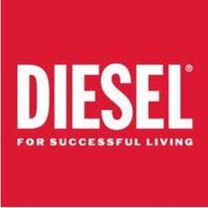 7折Diesel官网全场服饰、鞋子、包包等亲友特卖