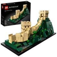 Lego 建筑系列中国长城 21041