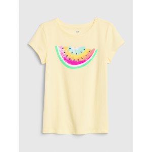 Gap女童、大童T恤