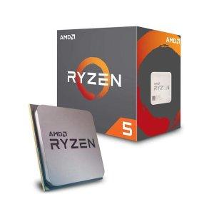 $146.40AMD RYZEN 5 2600X 3.6 GHz AM4 95W 处理器