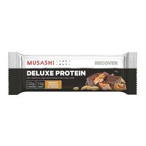 MusashiDeluxe Protein Bar 能量棒 花生味