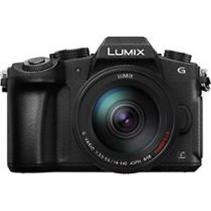 $699.99松下 Lumix G85微单相机+12-60mm镜头 黑色