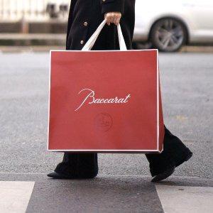 低至3折+额外8折Baccarat 法国顶级水晶品牌厨具线 购锅具6件套送刀具3把
