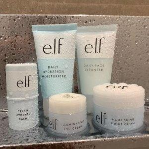 满£30打6折 £18收吸铁石面膜限今天:e.l.f. 护肤美妆周一闪促 错过等一年