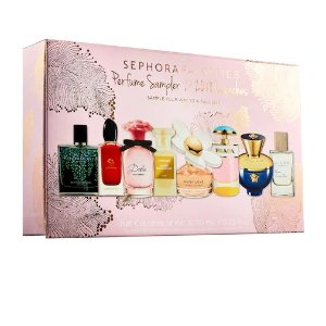 Sephora Favorites Perfume Sampler 2018 Launches 52 112 Value