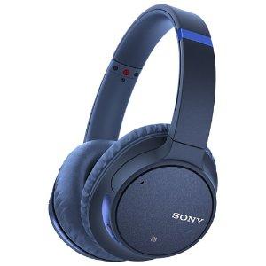 $129(原价$229.99)Sony WH-CH700N 无线降噪立体声耳机 神秘蓝