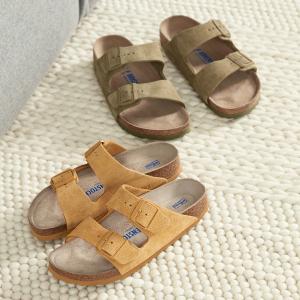 低至6折+免邮上新:Birkenstock 超舒适拖鞋专场 春夏必备 $44起