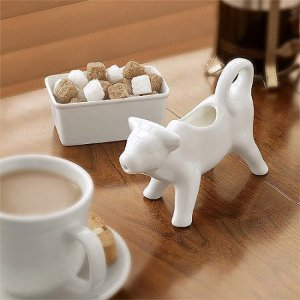 $4.96Better Homes and Gardens Cow Creamers, White, Set of 2