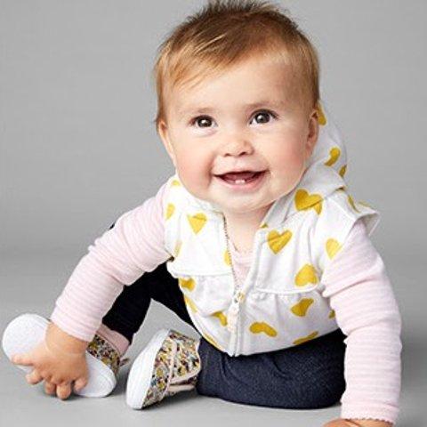 Up to 50% OffCarter's Kids Vests Sale
