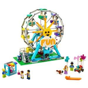 Lego8月1日上市摩天轮 31119 | 创意百变系列