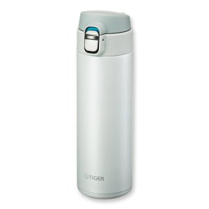 $19.99Tiger MMJ-A048 KA Vacuum Insulated Stainless Steel Travel Mug with Flip Open Lid, Double Wall, 16 Oz, Blue Black