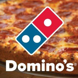 7折即将截止:Domino's 多米诺多款披萨在线下单优惠活动