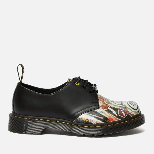 Basquiat联名马丁靴