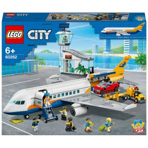 Dealmoon Exclusive: LEGO CITY AIRPORT: PASSENGER AIRPLANE (60262)