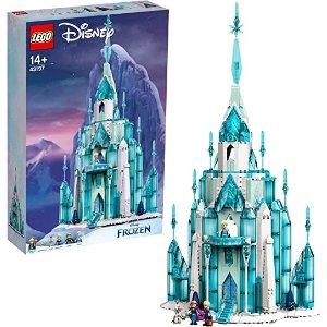 Lego迪士尼 冰雪奇缘城堡 43197