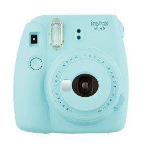 $34.99 留住光影的年末好礼Fujifilm Instax Mini 9 拍立得 多色可选
