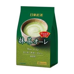 NITTOH日东红茶 西尾宇治抹茶奶茶 120g