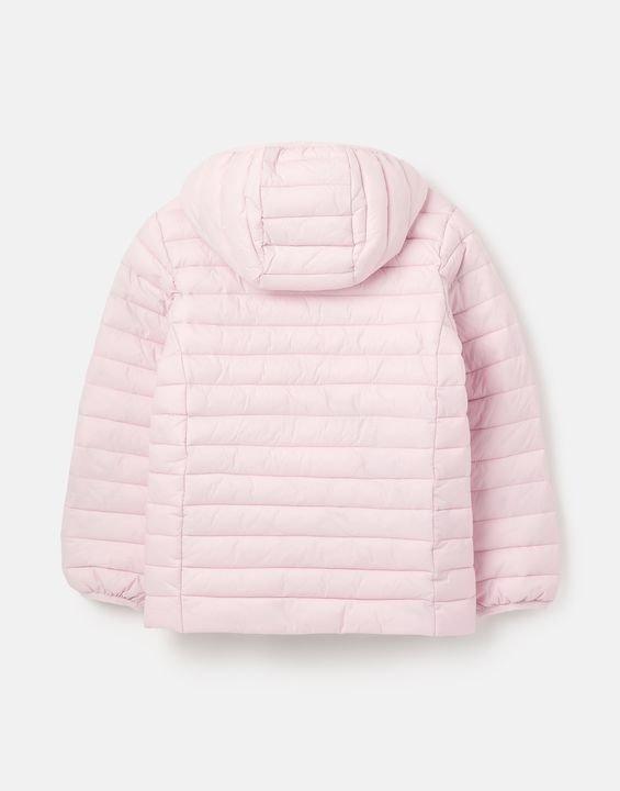 女孩可压缩保暖外套