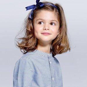 低至7.5折Jacadi官网 儿童服饰纪念日大促 让甜蜜在裙摆间起舞