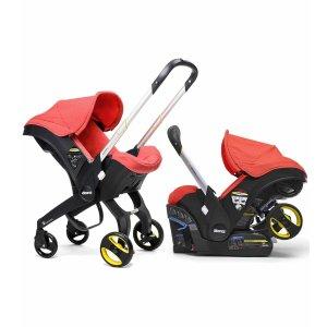 立减$100 蔡少芬家老三同款Doona 3合1婴儿安全座椅式童车 是童车亦是安全座椅