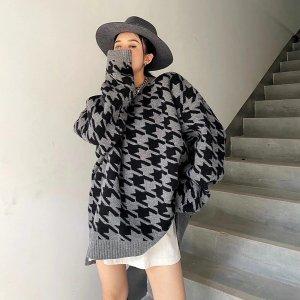 预售款针织毛衣