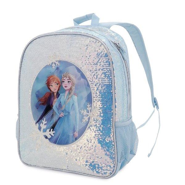 Frozen 2 图案双肩背包