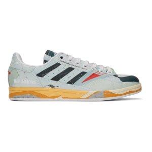 Raf SimonsX adidas联名运动鞋